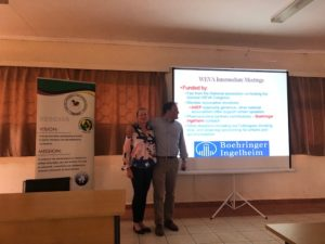 First WEVA intermediate meeting in Africa